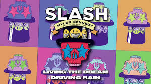 "<b>Slash</b> ft. <b>Myles</b> Kennedy & The Conspirators - ""Driving Rain"" Full ..."