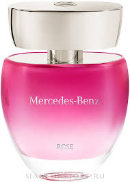 <b>Mercedes</b>-<b>Benz Rose</b> - <b>Туалетная</b> вода (тестер без крышечки ...