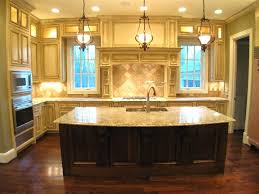 ci hinkley lighting brown rustic kitchen s rend hgtvcom golimeco best kitchen ceiling best lighting for kitchen ceiling