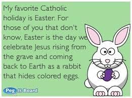 Funny Easter Quotes. QuotesGram via Relatably.com