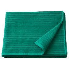 <b>Банное</b> полотенце, темно-зеленый, 70x140 см ВОГШЁН арт ...