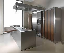 Laminate Kitchen Kitchen White Gloss Laminate Kitchen Cabinet Including Stainless