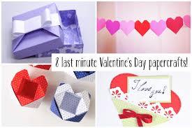 valentines page paper kawaii 8 last minute valentine s day craft diys