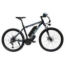 <b>Smlro C6</b> Electric Mountain Bike 500W <b>26inch</b> Electr - Electric Bikes ...