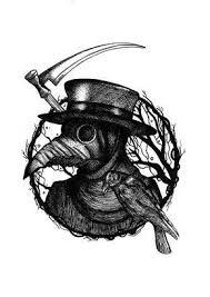 Pest Arzt <b>Print Gothic</b> Inneneinrichtungen Steampunk <b>Halloween</b> ...