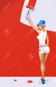 working independently images stock pictures royalty working working independently independence girl working as a painter girl power concept