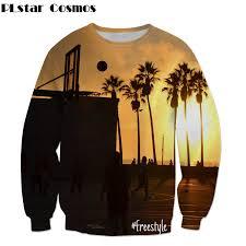 <b>PLstar Cosmos Harajuku style</b> Men/Women 3D graphic sweatshirts ...