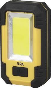 <b>Фонарь</b> Эра Практик RA-801 аккумуляторный 1 светодиод желтый