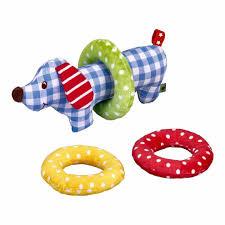 ROZETKA | <b>Развивающая</b> мягкая <b>игрушка Spiegelburg</b> Собачка ...