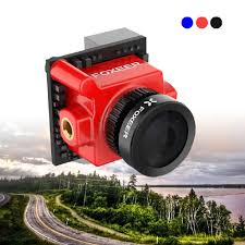 Foxeer Monster Micro Pro 1.8mm 16:9 <b>1200TVL PAL</b>/NTSC WDR ...