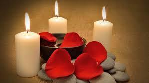 Resultado de imagen de imagenes de velas en ritual