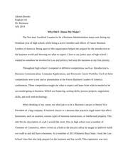 community service essay   the impact of involving youth and young     pages why i chose my major essay