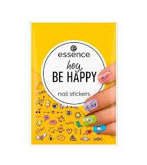 Buy <b>essence</b> - <b>Hey, Be</b> Happy Nail stickers | Maquibeauty