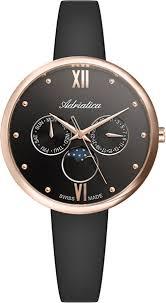 Наручные <b>часы</b> кварцевые <b>женские Adriatica</b> A3732.R286QF ...