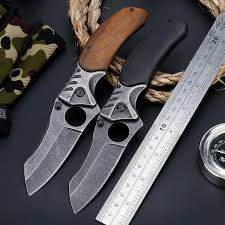 Ganzo Tactical <b>high hardness folding</b> knife wild survival multi ...