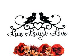 iron wall decor u love: live laugh love frame live laugh love frame live laugh love frame