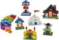 Lego Bricks and Houses 11008 – купить <b>конструктор</b>, сравнение ...