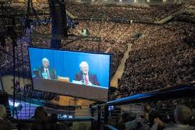 Image result for how many people went to the berkshire hathaway shareholder meeting