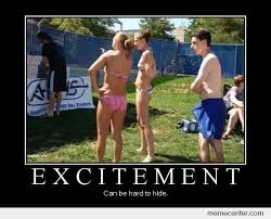 Excited Memes. Best Collection of Funny Excited Pictures via Relatably.com