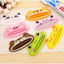 1pc Cartoon Toothpaste Tube Squeezer Easy Squeeze Paste ... - Vova