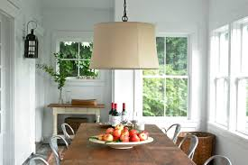 dining room hanging lights table