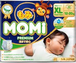 <b>Momi Premium</b> Night <b>подгузники</b>-<b>трусики</b> XL (12-20 кг) 22 шт.