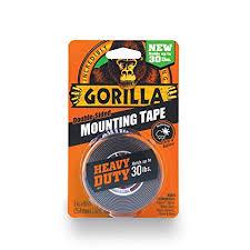Gorilla Heavy Duty Double Sided Mounting Tape, 1 ... - Amazon.com