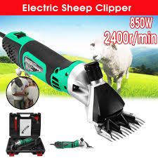 <b>Doersupp</b> 230V <b>850W</b> Electric Sheep Shearing Scissors Goat ...