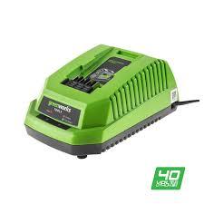 <b>Зарядное устройство Greenworks</b> G40C 40V 2910907 (1,9 А ...