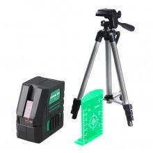 Лазерный уровень <b>Fubag Crystal 20G</b> VH Set c зеленым лучом с ...