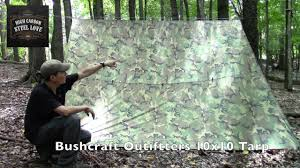 An Intro to the Best Tarp I Ever Owned - The Bushcratft Outfitters ...