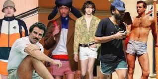 Quads Are the <b>New</b> Biceps: Why <b>Fashion</b> Went <b>Long</b> on Short Shorts