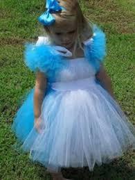 <b>Disney princess</b> Cinderalla inspired costume blue tutu <b>skirt</b> with ...