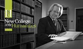 Image result for AC Grayling with undergraduates