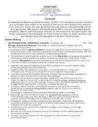 resume market analyst resume market analyst resume template