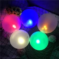 10Pcs Switch balloon <b>LED flash luminous</b> Lamps Tumbler <b>light</b> Bar ...