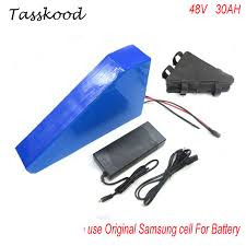 <b>triangle</b> style electric bike <b>battery 48v</b> 30ah ebike <b>battery 48v 2000w</b> ...