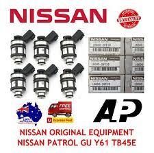Nissan Genuine <b>OEM</b> Car & Truck Fuel Injectors for sale | eBay