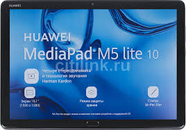 Купить <b>Планшет HUAWEI MediaPad M5</b> 10.0 Lite, 3Гб, 32GB ...
