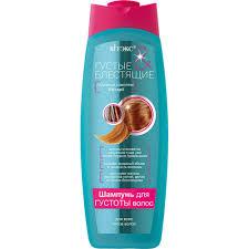Шампунь ВИТЭКС Густые и блестящие Для густоты волос 500 мл ...