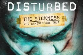 <b>Disturbed</b> to launch '<b>Sickness</b>' anniversary tour - UPI.com
