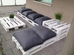 pallet outdoor bench diy. backless pallet patio sofa diy outdoor bench diy