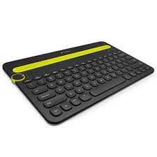 <b>Клавиатура Logitech Bluetooth Multi</b>-<b>Device Keyboard</b> K480 (920 ...