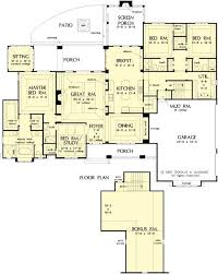images about House plans on Pinterest   Floor Plans  Small    The Birchwood House Plans First Floor Plan   House Plans by Designs Direct