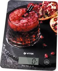 <b>Весы кухонные Vitek VT-8032</b> купить недорого в Минске, обзор ...