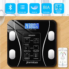 5 <b>180kg Body Weight</b> Scale Body Fat Electronic Scales Floor BMI ...