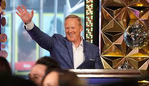 Sean Spicer won't talk politics with Dancing with the Stars partner ...