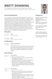 esl teacher resume samples   visualcv resume samples databaseesl teacher resume samples