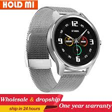 <b>DT55 Smart Watch</b> Men Fitness Tracker Blood oxygen pressure ...