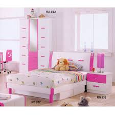 youth bedroom set in pink and white r932_ ds childrens pink bedroom furniture